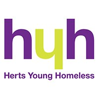 Herts Young Homeless logo